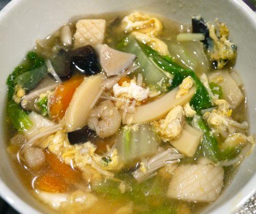中華スープの写真