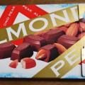 グリコチョコレートのアーモンドピーク