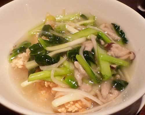 中華料理のおこげ