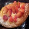 ジョエルロブションの苺のデニッシュ