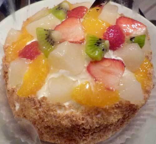 アンテノールのケーキ