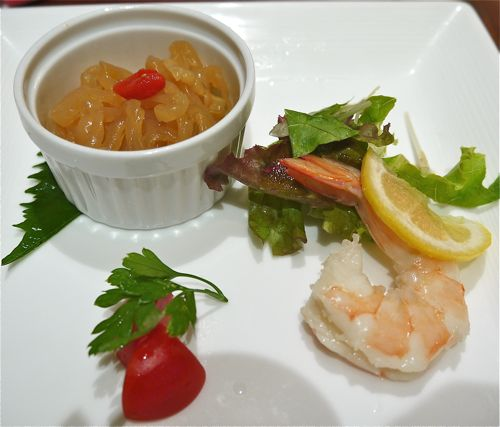 2皿目の前菜