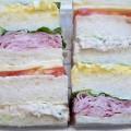 サンジェルマンのサンドイッチの写真