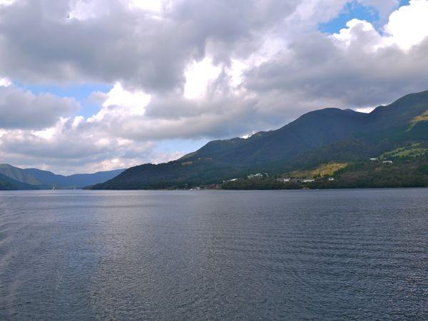 芦ノ湖の景色2