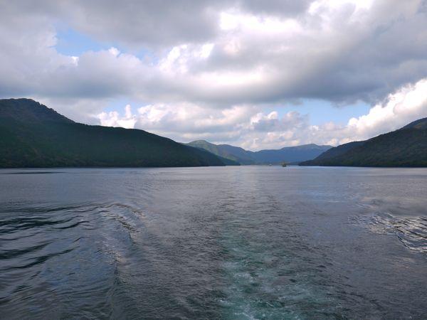 芦ノ湖の景色3
