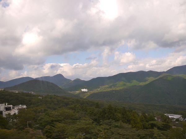 箱根モノレールの景色2
