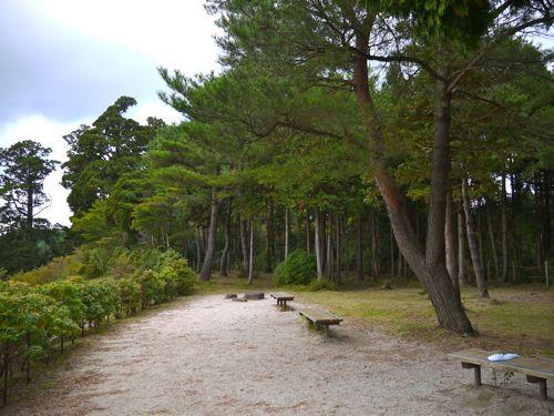 箱根の関所の見張り台2