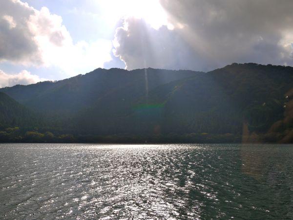 芦ノ湖の景色7