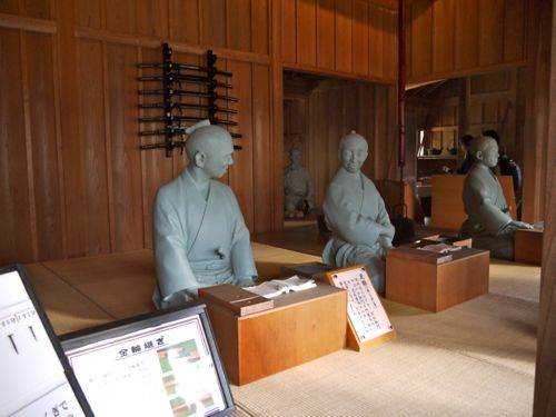 箱根の関所跡3