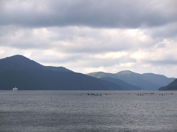 芦ノ湖の景色9