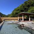 天成園の温泉