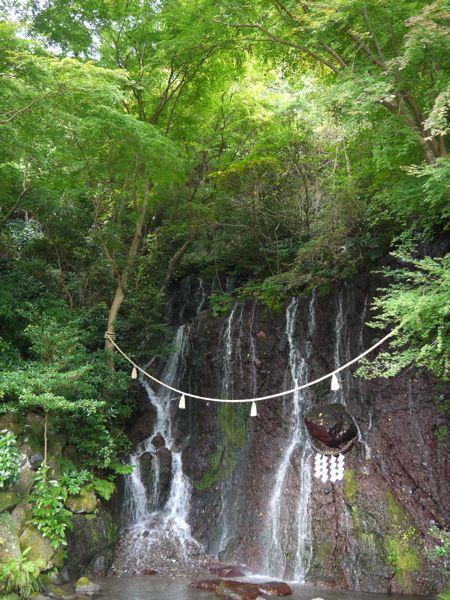玉簾の瀧2