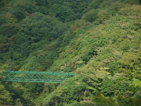 箱根登山電車の風景