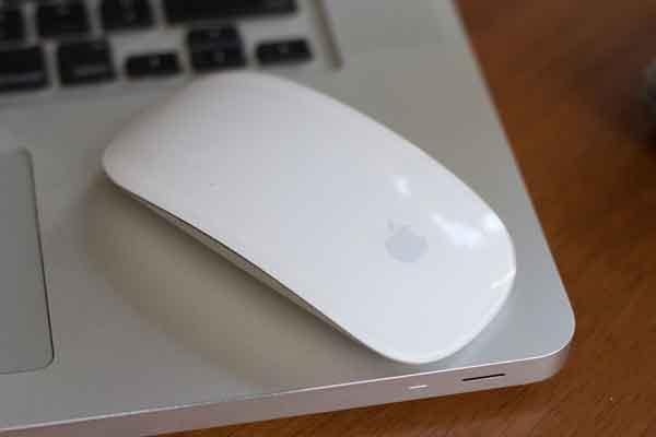 Macのマウスの画像