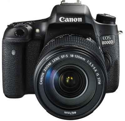 Canon EOS 8000Dの画像