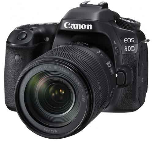 Canon EOS 80Dの画像