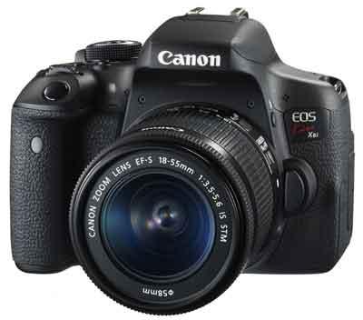 Canon EOS Kiss 8iの画像